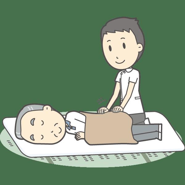 床ずれ予防・処置