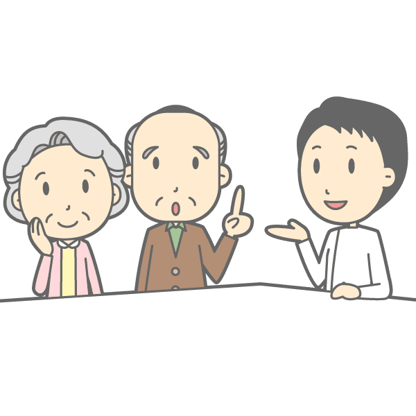 ご家族等への介護支援・相談